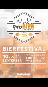 ProBier Bierfestival