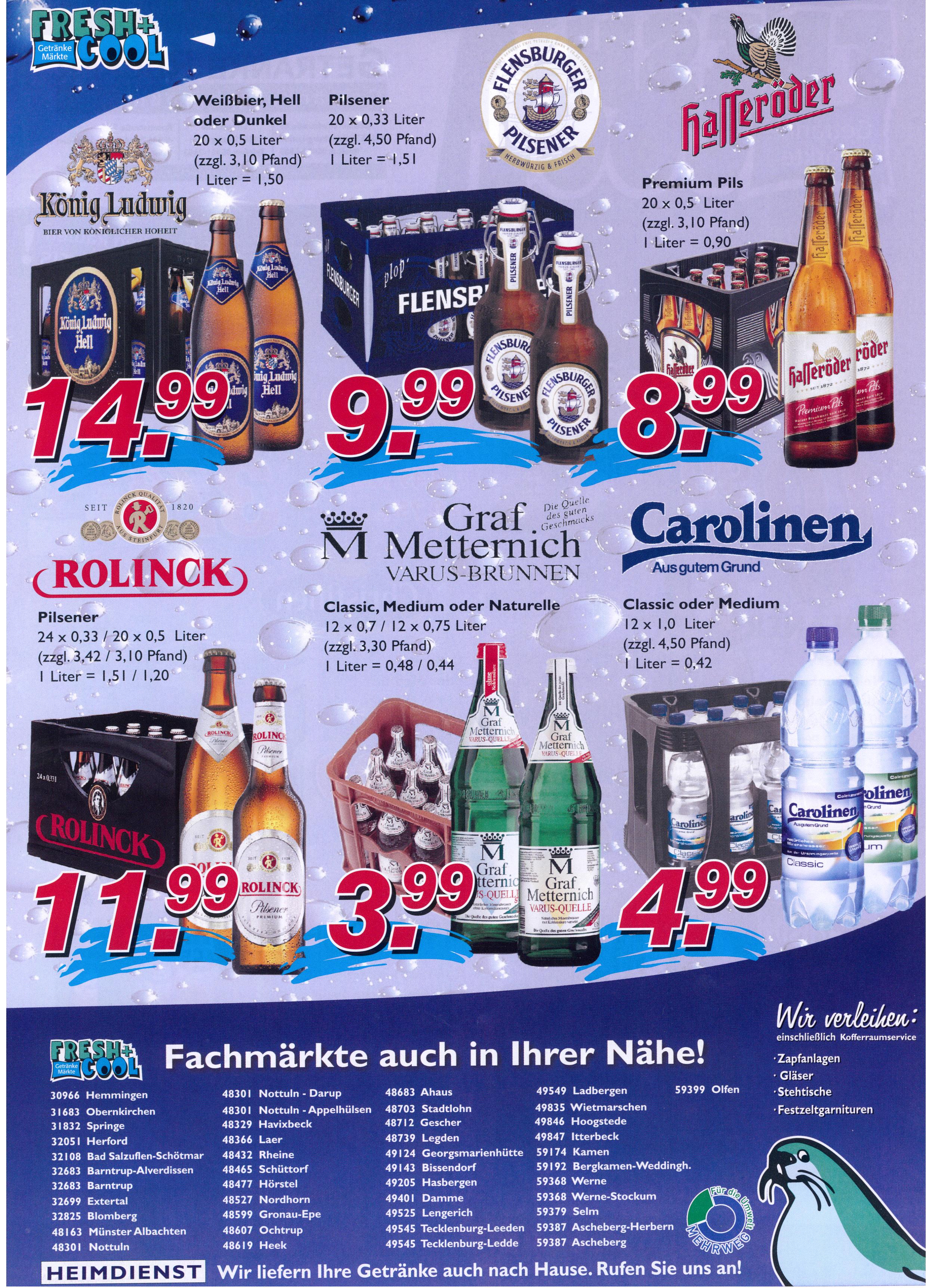 Angebote vom 02.-08.02.2012 Seite 2 | Getränke Rücker