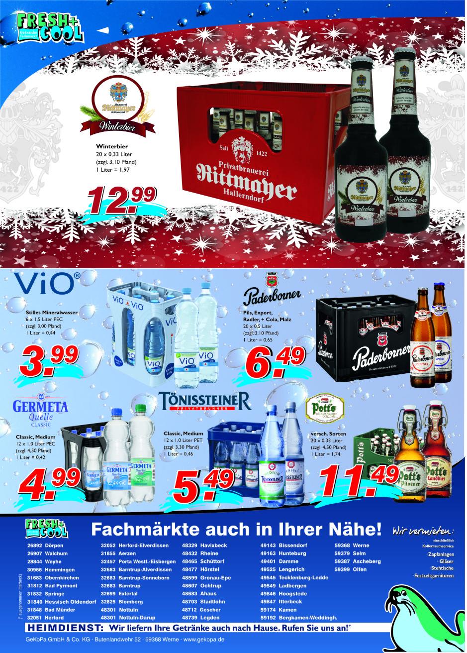 Angebote vom 20.-26.11.14 Seite 2 | Getränke Rücker