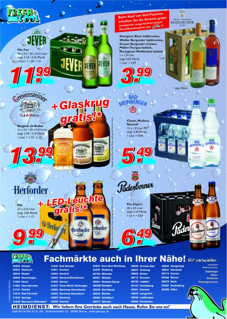 Angebote vom 25.05.-01.06.2016 Seite 2 | Getränke Rücker