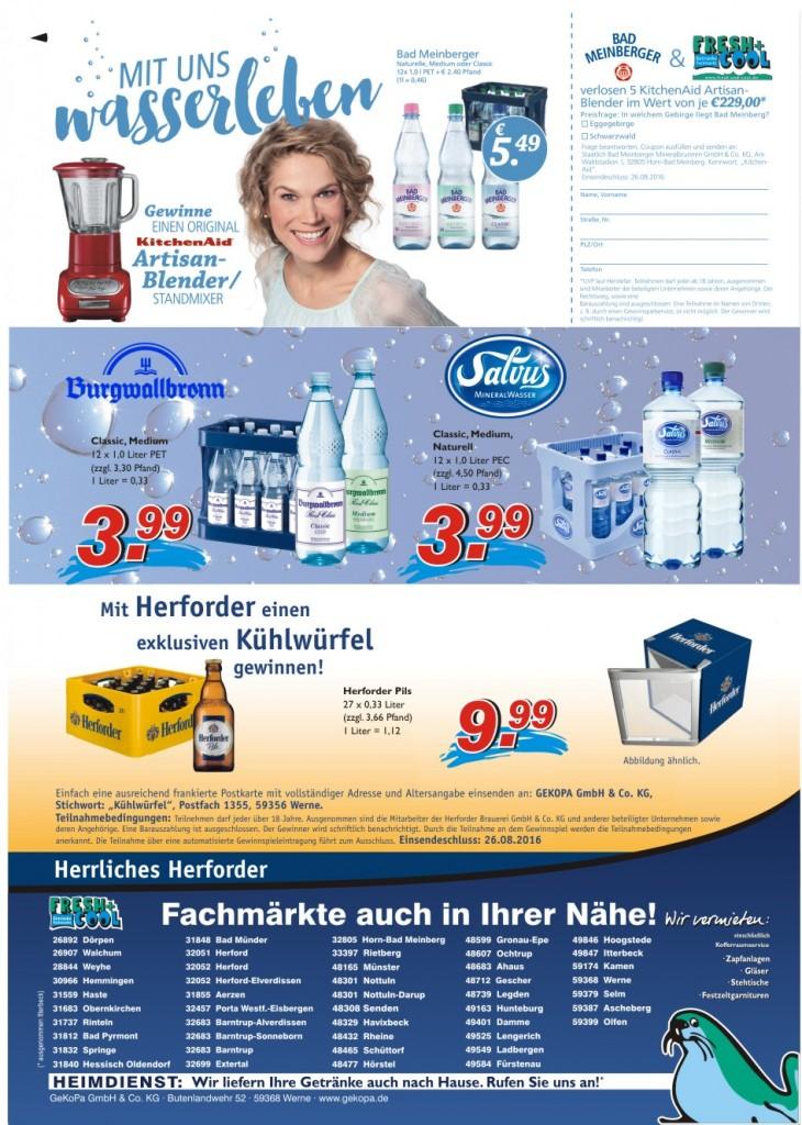 Angebote vom 18.-24.08.2016 Seite 2 | Getränke Rücker