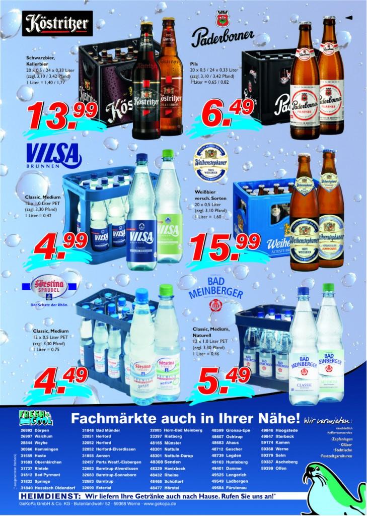 Angebote vom 13.10.-19.10.2016 Seite 2 | Getränke Rücker