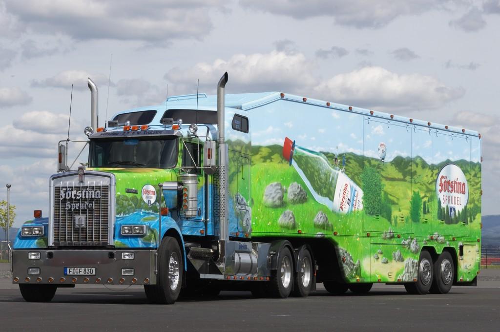 Förstina Truck